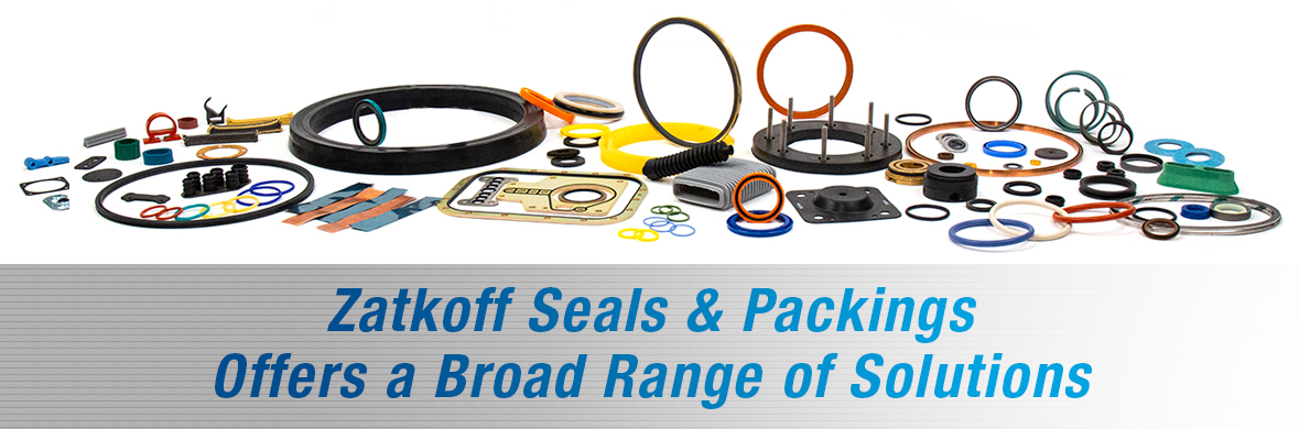 Zatkoff Seals & Packings Offers a Broad Range of Solutions