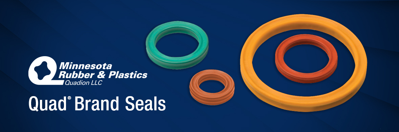 Benefits of Quad® Brand Seals